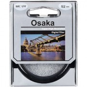Osaka 52mm Multi Coated UV Filter MCUV 4 Layer Coating