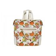 Juicy Couture Forbidden Fruit Backpack Cream Citrus Print