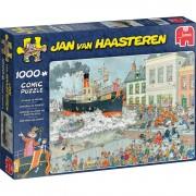 Jan van Haasteren: Sinterklaas intocht puzzel