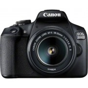 Canon EOS 2000D 24 MegaPixel Digital Camera with EF-S 18-55mm f/3.5-5.6 IS II Lens