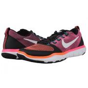 Nike Free Train Versatility BlackTotal CrimsonHyper PinkWhite