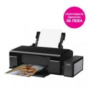 Мастиленоструен принтер Epson L805 Inkjet, цветен, 5706x1440 dpi, 37 стр/мин, Wi-Fi, USB, A4