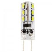 Bec led 1.5W silicon G4 4200K 12V tip capsula