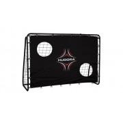 Hudora Fussballtor mit Torwand