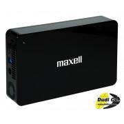Maxell hdd 4tb black usb 3.0 3.5'' e-series