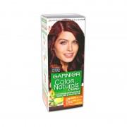 Vopsea de par Garnier Color Naturals 3.6 saten inchis roscat
