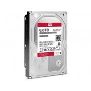 WESTERN DIGITAL 6TB 3.5'' SATA III 128MB 7.200rpm WD6002FFWX Red Pro