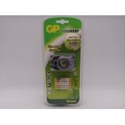 GP discovery lanterna cap cu led 5 watt outdoor headlight GPLOE208