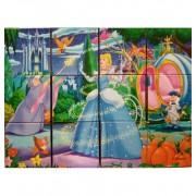 Puzzle Cubos Princesa Cenicienta - Clementoni