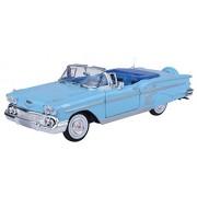 Motormax 1:24 1958 Chevrolet Impala (Metallic Green)