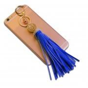 Llavero Colgante Jyx Accesorios Para Celular O Para Bolsa Charm Tassel - Azul