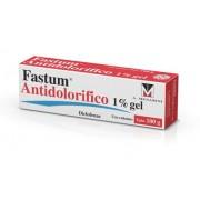 A.Menarini Ind.Farm.Riun.Srl Fastum Antidolorifico 10 Mg/G Gel Tubo In Al Da 100 G
