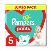 Pampers Pants bugyipelenka, Junior 5, 12-17 kg, 48 db
