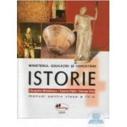 Manual istorie Clasa 4 - Cleopatra Mihailescu Tudora Pitila Steluta Vlad