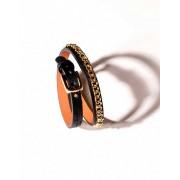 L'Homme Invisible Tour De Force 1 Bracelet Black/Gold BR01-MAC-OR1