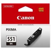 Cartus Black Cli-551Bk 7Ml Original Canon Pixma Ip7250