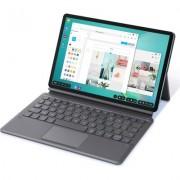 """Таблет Samsung Galaxy Tab S6 - 10.5"""" (2560x1600), 128GB, LTE, Сив + Samsung Galaxy Tab S6 Keyboard Cover"""