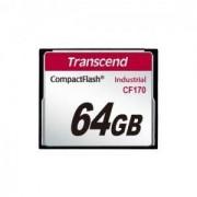 Памет Transcend 170X Ultra Speed Card(with MLC) 64GB CF Card (170X) TS64GCF170