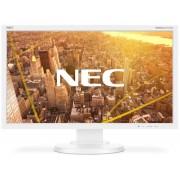 "Monitor IPS LED NEC 23"" E233WMi, Full HD (1920 x 1080), VGA, DVI, DisplayPort, Boxe, Pivot, 6 ms (Alb)"
