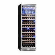 Vinovilla Grande Large Capacity Wine Refrigerator 425l 165 Bottles 3-Colour Glass Door
