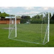 Vivisport porti fotbal minifotbal / futsal 3x2 m, profil rotund al