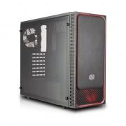 Carcasa desktop cooler master Masterbox E500L fereastra rosu negru (MCB-E500L-KA5N-S01)