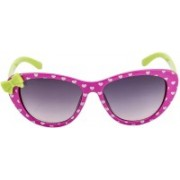 Kidofash Oval Sunglasses(For Boys & Girls)