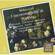C. Monteverdi - Poppea (0825646926114) (3 CD)