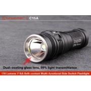 Sunwayman C15A Cree XM-L U2 LED Taschenlampe