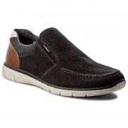 Обувки RIEKER - 15876-45 Grey Combination