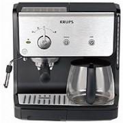 Krups aparat za espresso i filter kafu XP-2000