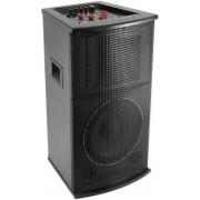 Boxa SAL PAX 25 BT, Bluetooth, Activa + 2 microfonane (Negru)