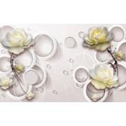 Fototapet Decorativ Creative Decor Cerneala Ecologica 200 x 300 cm Model 3D68