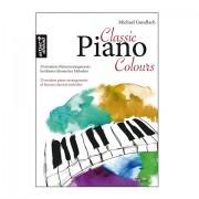 Ahead Artist Ahead Classic Piano Colours Libro de partituras