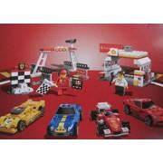 LEGO Lego Showa shell limited ?Ferrari / SS? 6 piece set