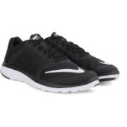 Nike FS LITE RUN 3 Running Shoes For Men(Black, White)