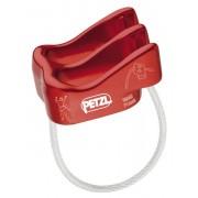 Petzl Verso - assicuratore - discensore - secchiello - Red