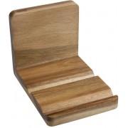 Jamie Oliver Acacia Wood Recipe Book & Tablet Holder