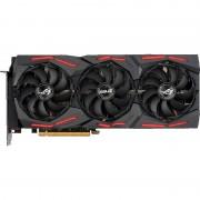Placa video Asus AMD Radeon RX 5700 XT ROG STRIX GAMING O8G 8GB GDDR6 256bit