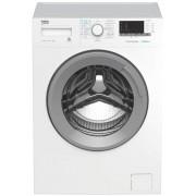 Masina de spalat rufe Beko WTV9612XS, 9 kg, 1200 rpm, SteamCure™, 15 programe, Display LCD, Clasa A+++, Alb