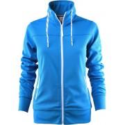 Printer Jog Lady Sweatshirt 2262037 Oceaanblauw - Maat XS