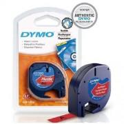 Dymo Original DirectLabel-Etiketten Polyester rot 91203