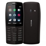 Nokia 210 2019 DS Charcoal