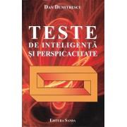 Teste de inteligenta si perspicacitate (eBook)