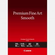 Canon Papier A3 beaux-arts lisse Premium Canon FA-SM1 - 25 feuilles