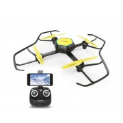 Phoenix Drone cuadricoptero phoenix phquadcoptermfpv 6 ejes / radio control / estabilizador altura hovering / camara 360p wifi fpv / s