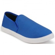 Clymb Topper Royal Blue Casual Colored Loafer For Men's In Various Sizes