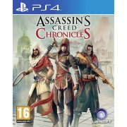Ubisoft Assassin's Creed: Chronicles Pack - PS4