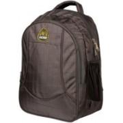 United Bags G Checks 35 L Medium Laptop Backpack(Green)