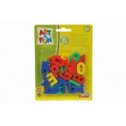 Art & Fun - Set litere mari magnetice
